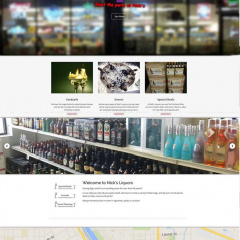 Nick's Liquors
